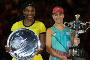 Angelique Kerber wins first career title in Aussie Open...