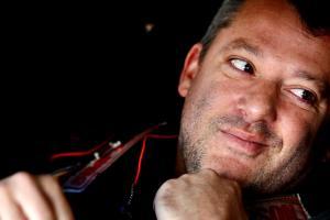 Former NASCAR champ Stewart hospitalized
