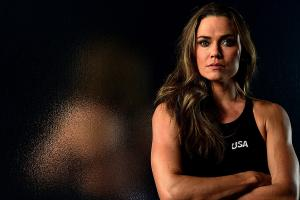 Olympic gold medalist Natalie Coughlin on prepping for...