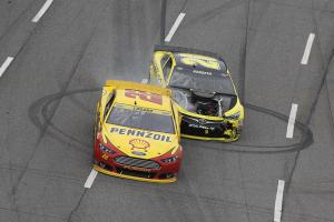Joey Logano talks  Matt Kenseth rivalry