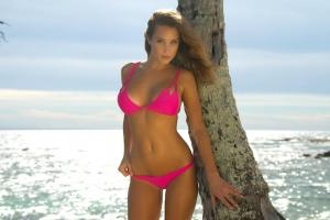 Hannah Davis Intimates Virtual Reality 2016