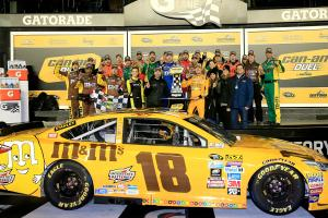 Kyle Busch's Can-Am Duel victory helps him prep for Day...