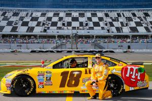 Kyle Busch cherishes chance at first Daytona 500 win