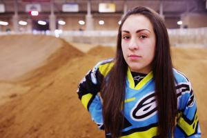 Two-time BMX champion is the High School Athlete of the...