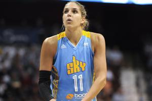 Elena Delle Donne: 'It's a great time for women's sport...