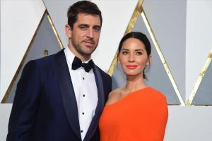 Bears teased Aaron Rodgers's Oscars outfit and it backfired