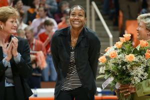 Tamika Catchings on playing for Pat Summitt