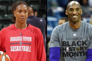 Tamika Catchings on growing up with Kobe Bryant