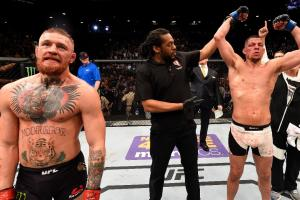 UFC 196: Nate Diaz, Tate earn shocking upsets over McGr...