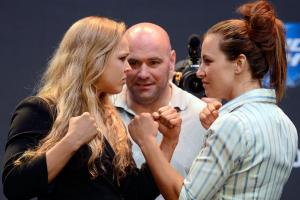 Miesha Tate: Ronda Rousey is too focused on having baby