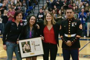 BMX rider Arielle Martin honors High School Athlete of...