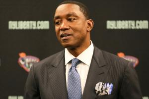 Swin Cash: Isiah Thomas has been positive influence on...