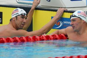 Ryan Lochte: Michael Phelps paid up on the $1,000 bet w...