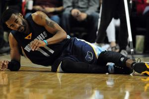 Memphis Grizzlies G Mike Conley out next 3-4 weeks