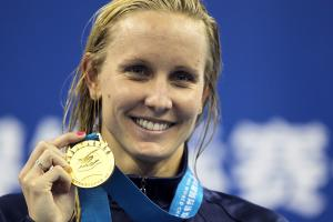 How Jessica Hardy went from borderline suicidal to gold...