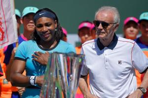 Indian Wells CEO: Women's tennis players ride the coatt...