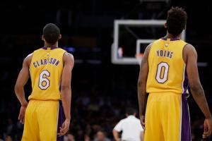 Lakers' Nick Young, Jordan Clarkson accused of sexual harassment