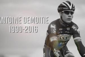 Belgian cyclist dies following crash