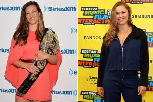 Miesha Tate: Ronda Rousey's suicide thoughts a sign of...
