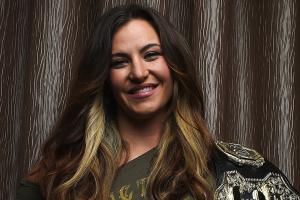 Miesha Tate: 'Getting to UFC is hard, staying is harder...