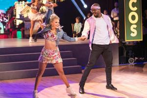 Von Miller's Dancing with the Stars partner fined him $100 for farting