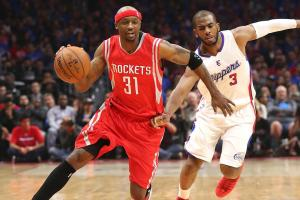 Rockets' Jason Terry interviews for college coaching job