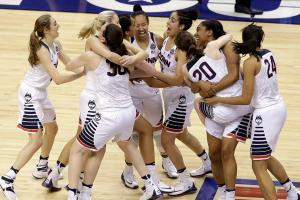 UConn wins fourth straight national championship