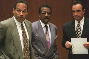 What impact did the O.J. Simpson verdict had on the le...