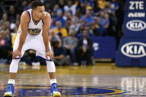 Warriors' pursuit of history starts to take toll