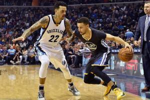 Matt Barnes: Grizzlies 'have a chance to interrupt history' vs. Warriors