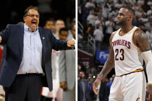 Stan Van Gundy fined $25,000 for LeBron comments