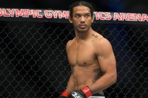 Benson Henderson on why he left UFC