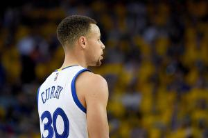 Stephen Curry (ankle) out for Game 2 vs. Rockets
