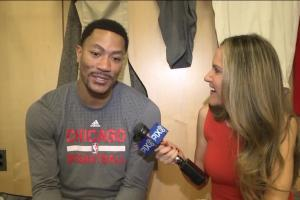 One-on-One With Andy: Derrick Rose