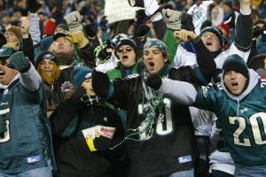 History of Philadelphia sports fans' rowdy behavior