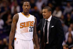 Suns make Earl Watson head coach