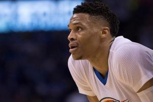 Watch: Villanueva to Russell Westbrook: 'Go to a club a...