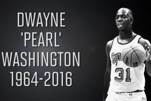 Syracuse legend Dwayne 'Pearl' Washington dies at 52