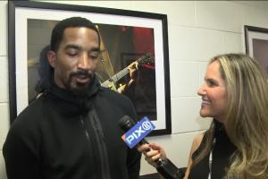One-on-One With Andy: J.R. Smith