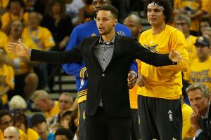 Warriors have no need to rush Steph Curry back
