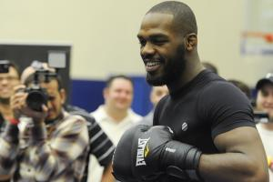 Jon Jones begins climb back to top of UFC