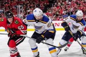 Blackhawks force Game 7 with 6-3 win over Blues