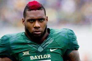 Former Baylor DE Shawn Oakman accused of assault in 201...