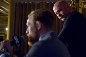Dana White: No deal in place for Conor McGregor to figh...