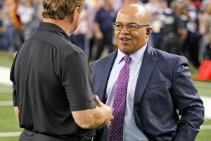 Report: MNF announcer Mike Tirico leaving ESPN for NBC