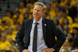 Warriors' culture earns Steve Kerr Coach of the Year
