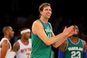 Mavericks' Dirk Nowitzki: 'I definitely won't retire'