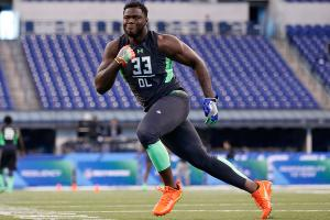 Here are the three teams Shaq Lawson visited for NFL dr...