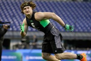 Joey Bosa talks about which NFL teams he visited