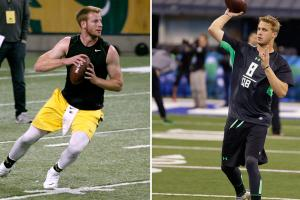 Carson Wentz or Jared Goff: The Experts Network debates